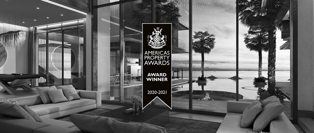 2020 International Property Awards for Best Architecture Single Residence Americas