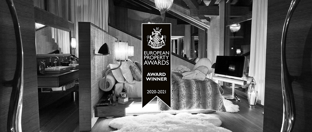 2020 International Property Awards for Best Residential Interior Private Residence Europe